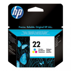 INK JET HP C9352AE NO.22 COLOR